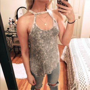 Bleached Tank
